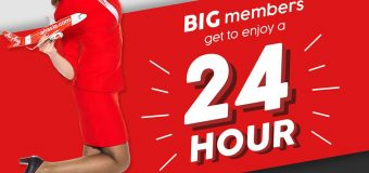 AirAsia Free Seats with AirAsiaBIG Zero Points