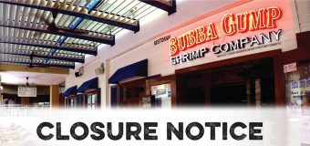 Bubba Gump Shrimp Co. Closing Their Outlets in Malaysia