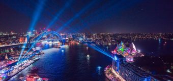 Vivid Sydney 2018 lights up for 10th anniversary celebrations