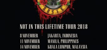 Guns N' Roses Live in Malaysia | Not In This Lifetime Tour 2018