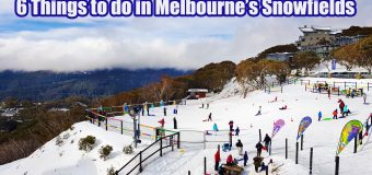 6 Things to do in Melbourne's Snowfields