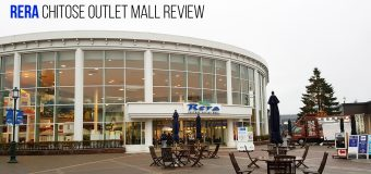 RERA Chitose Outlet Mall Review
