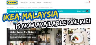 IKEA Malaysia is now available ONLINE!