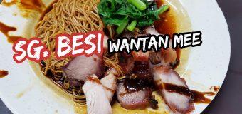 Sg Besi Wantan Mee