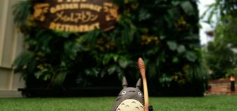 Studio Ghibli's Official My Neighbour Totoro Restaurant in Bangkok