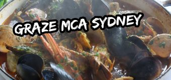 Graze MCA Review : Brunch with Sydney Opera House view