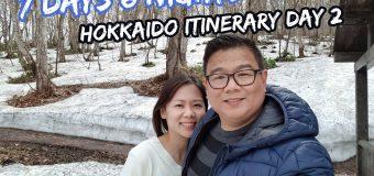 7 Days 6 Nights Hokkaido Sapporo Otaru Itinerary Day 2