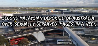 Second Malaysian Deported of Australia Over 'Sexually Depraved Images' In a Week