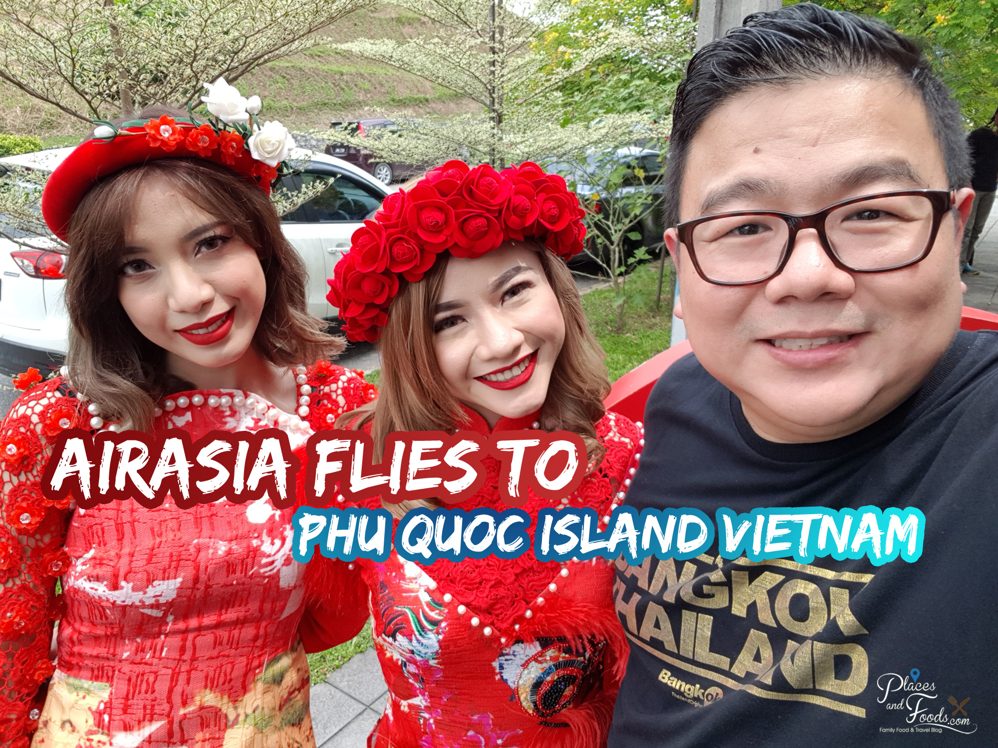 AirAsia launches new flights to Phu Quoc Island Vietnam