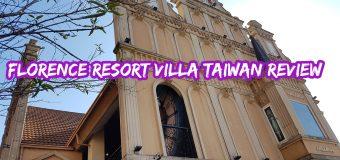 Florence Resort Villa Cingjing Nantou Taiwan Review