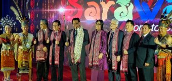 STB launches new Visit Sarawak More To Discover Campaign Logo