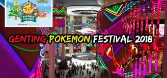 Genting Pokemon Festival 2018