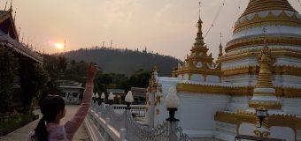 Wat Jong Kham and Wat Jong Klang Mae Hong Son