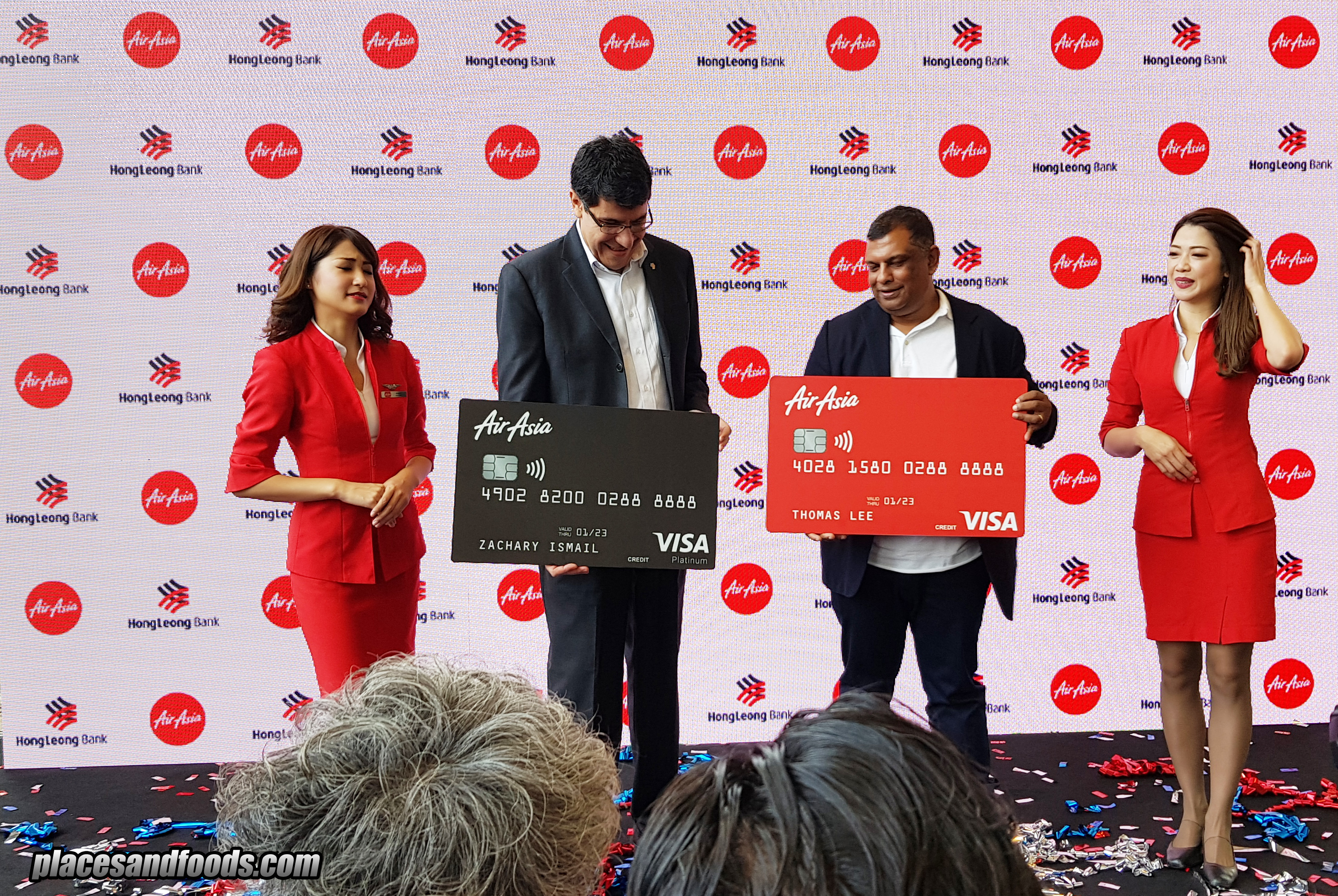 6 Reasons Why You Should Apply AirAsia Hong Leong Bank Credit Card