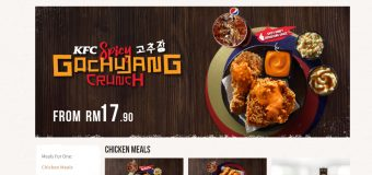 It is over RM 20 for Dinner Plate in KFC now