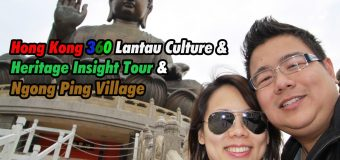 Hong Kong 360 Lantau Culture and Heritage Insight Tour and Ngong Ping Village