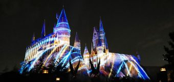 Universal Studios Japan Harry Potter Hogswarts Magical Nights Winter Magic 2019