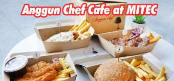 Anggun Chef Café Review at MITEC Malaysia International Trade and Exhibition Centre
