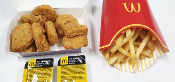 McDonald's Malaysia Salted Egg Yolk Sauce Review