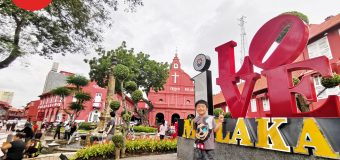 AirAsia Fly to Melaka From Penang Daily from RM 12 One Way
