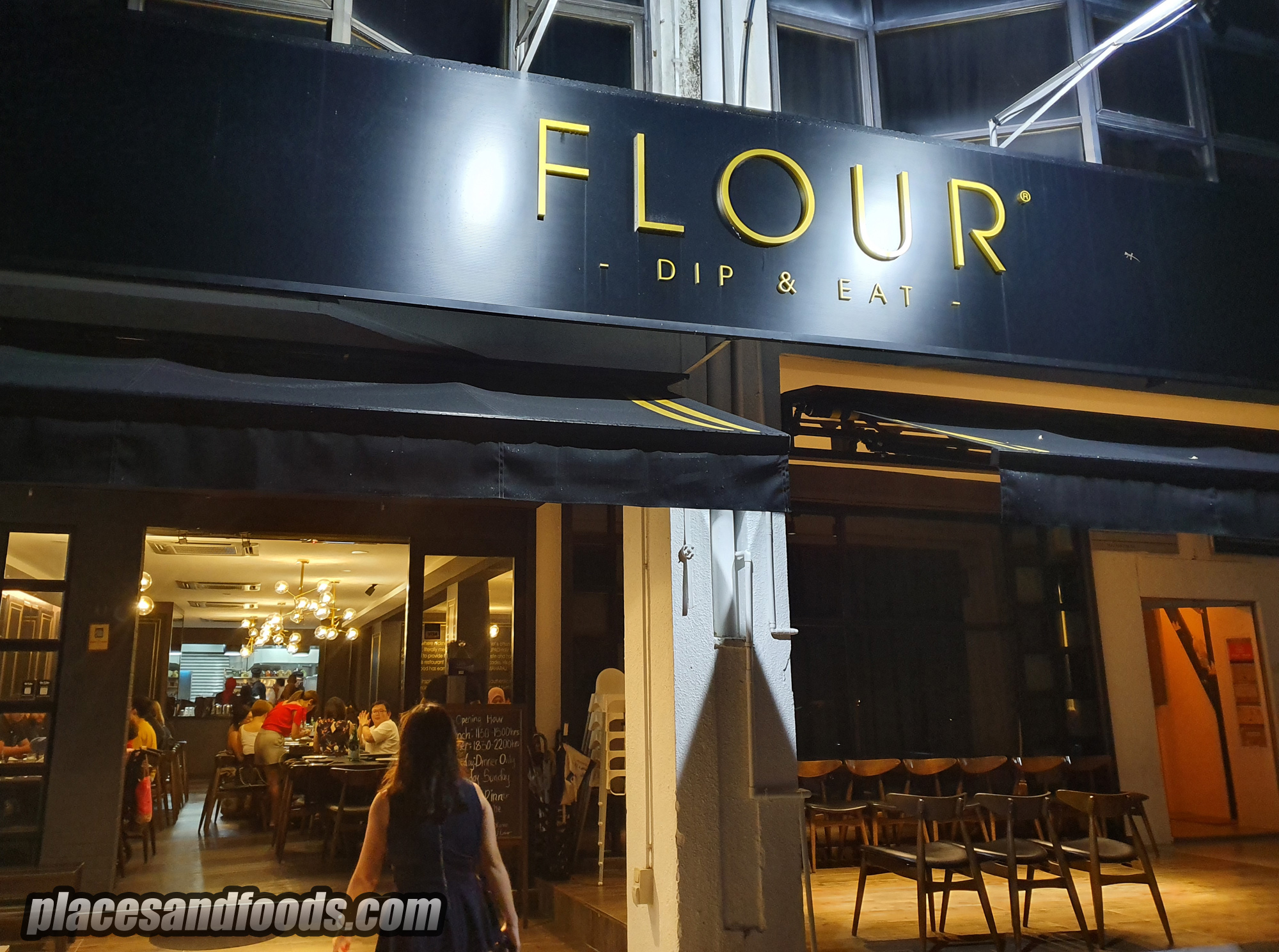 We Spent RM 1k for Indian Food at Flour Bukit Damansara