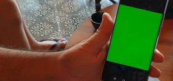 Huawei P30 Pro Green Screen Glitch