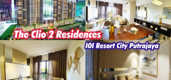 The Clio 2 Residences IOI Resort City Putrajaya