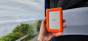 Lacie Rugged USB C Perfect for Travellers
