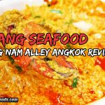 Kuang Seafood Rang Nam Alley Bangkok Review