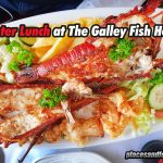 Lobster Lunch at The Galley Fish Hoek Cape Town