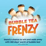HLB Bubble Tea Frenzy Subang Jaya