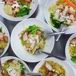Sabx2 Wanton Noodles Pratunam Soi 19 Bangkok