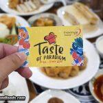 Taste of Paradigm Mall Petaling Jaya Food Hunt Experience