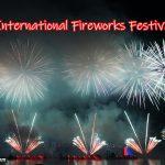Busan International Fireworks Festival 2019
