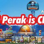 Movie Animation Park Studios MAPS Perak Is Closed