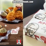 KFC 2 Snack Plates Combo for RM 20 Today