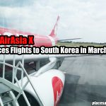 Thai AirAsia X Cancel Some Flights to South Korea in March 2020
