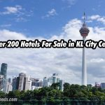 Over 200 Hotels For Sale in Kuala Lumpur City Centre