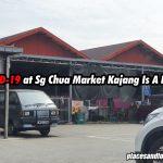 COVID-19 at Sg Chua Market Kajang Is A Hoax