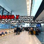 AirAsia X Suspends Kuala Lumpur to Narita Flights