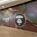 Aape by BAPE is opening at Mid Valley KL