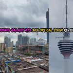 Samsung Galaxy A72 30x Optical Zoom Review